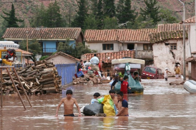 Sacred Valley Disaster Relief