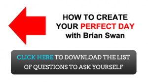 Create Your Perfect Day Blog Banner