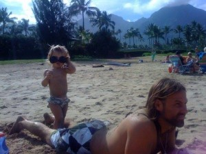 brian and hanalei