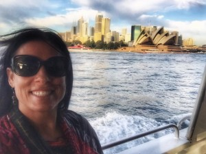 rhonda stuck in Sydney