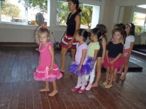 Ballet Class in Mexico
