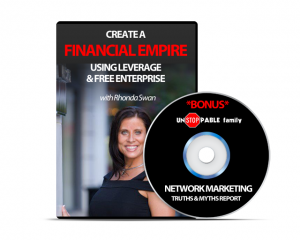 CREATE A FINANCIAL EMPIRE 2