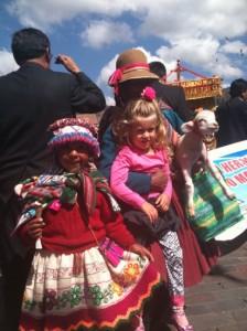 Hanalei in Cusco, Peru