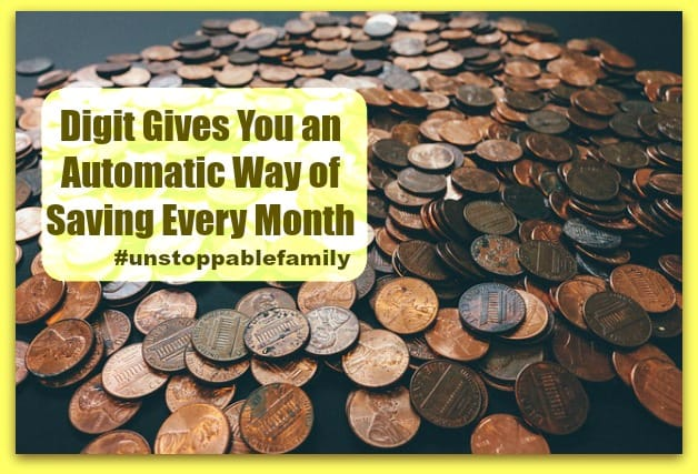 Digit Gives You an Automatic Way of Saving Every Month