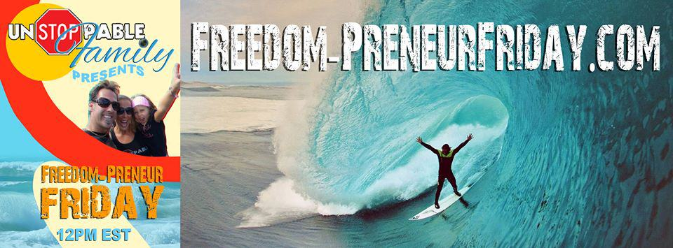 Freedo-preneur Friday