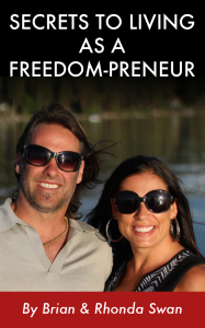 Freedom-Preneur ebook cover