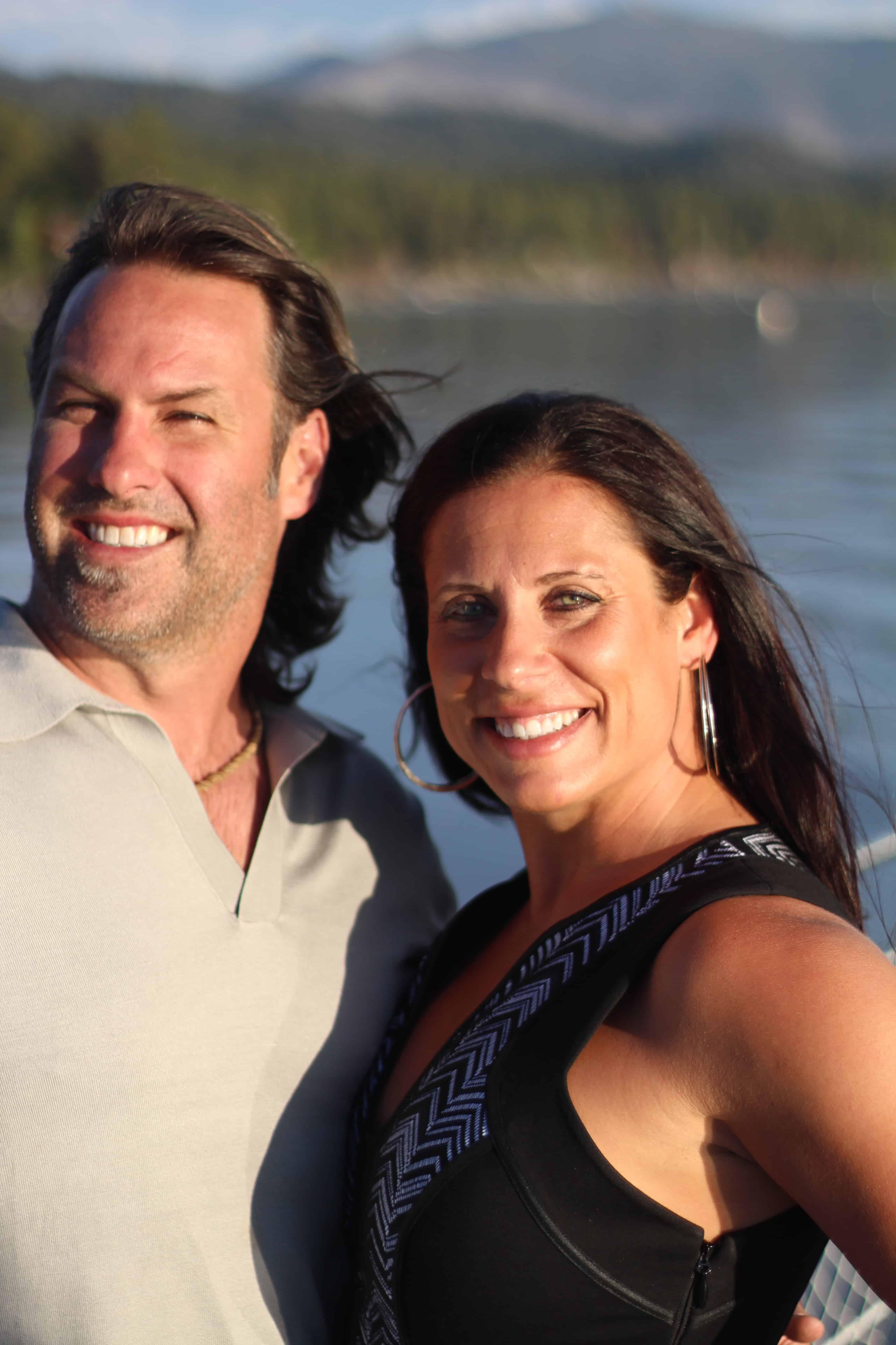 Brian & Rhonda Swan