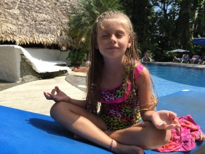 Children that meditate can change the world