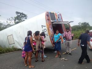 Panama bus crash