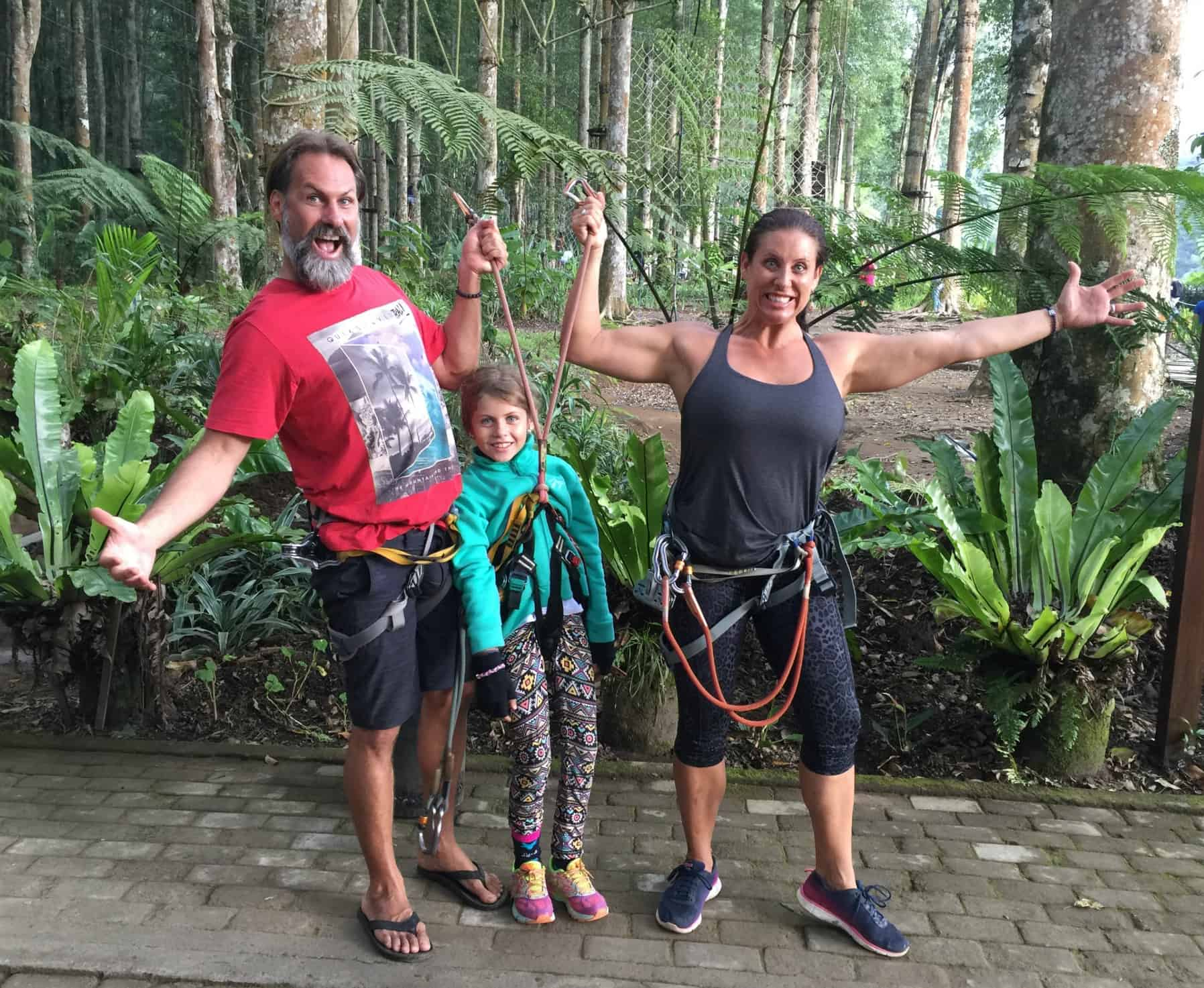 Ready For Bali Treetop Adventures