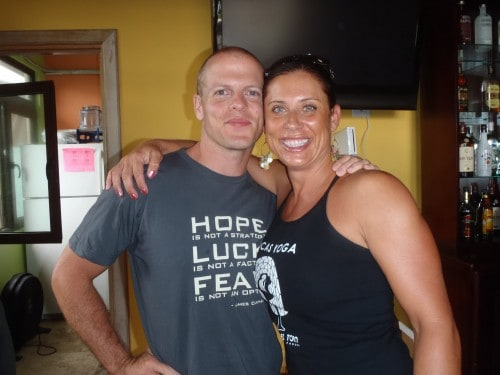 Rhonda Swan from the Unstoppable Family with Tim Ferriss author of 4 Hour Work Week