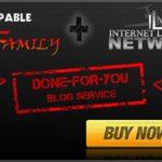 Unstoppable Family Blog Serv