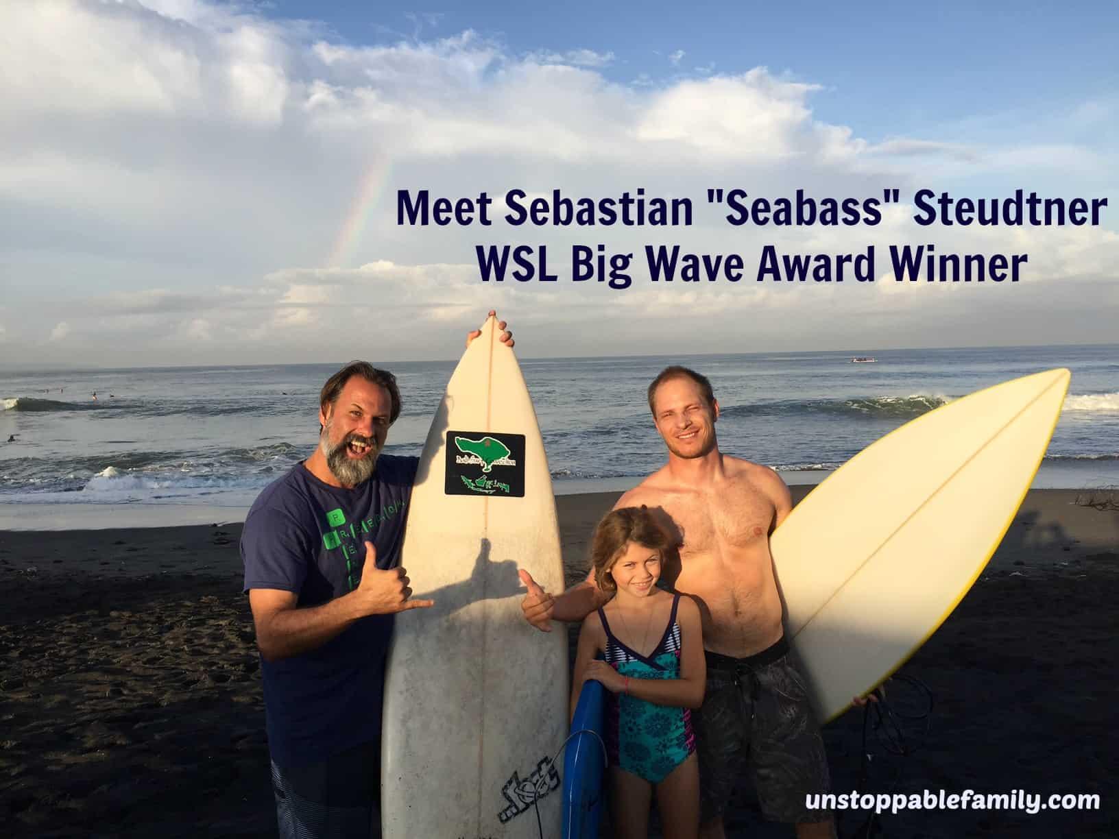 WSL Big Wave Award Winner
