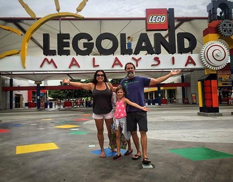 Welcome to Legoland in Malaysia