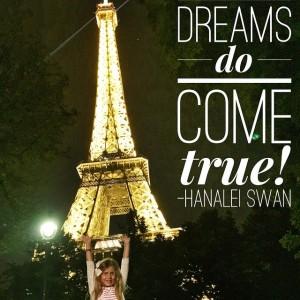 hanalei dreams come true