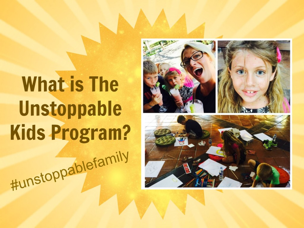 what is the unstoppable kids program