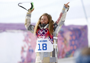 Olympics: Snowboarding-Ladies' Slopestyle Finals